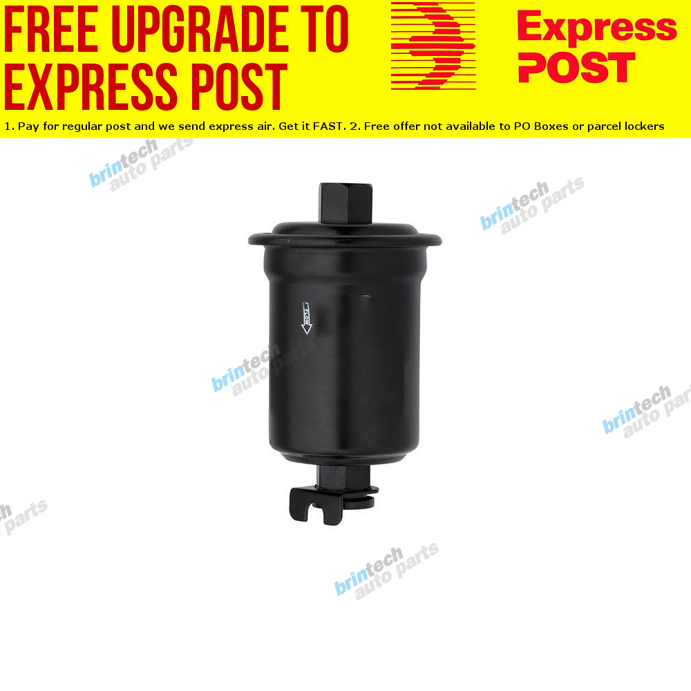 Fuel Filter 1996 For Toyota Camry Vienta Vdv10 Petrol V6 30l 2009 Location Image Gallery