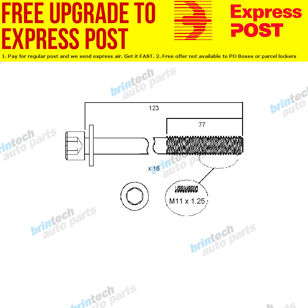 Nissan Vq25 Wiring Diagram Library 2001 For Skyline V35 Imp Vq25dd Head Bolt Set Ebay Image Gallery