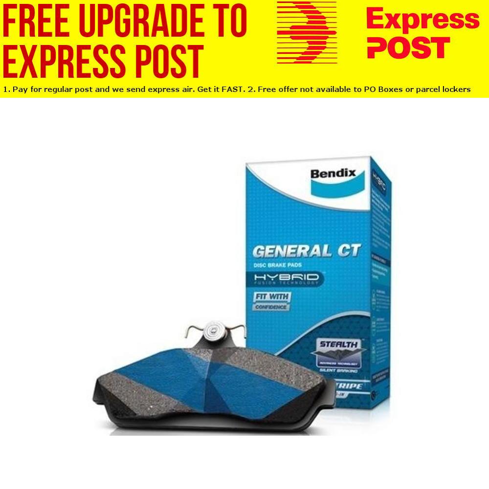 1 set x Bendix General CT Brake Pad FOR HONDA ODYSSEY RB/_ DB1843GCT